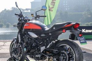 Xe mô tô Kawasaki vừa chốt giá 'khủng' gần 400 triệu đồng có gì hay?