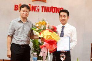 Thư ký riêng của cựu Bộ trưởng Vũ Huy Hoàng làm Phó chánh văn phòng Ban 389