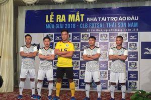 Theo chân HA Gia Lai, TP.HCM, TSN mặc áo Mizuno