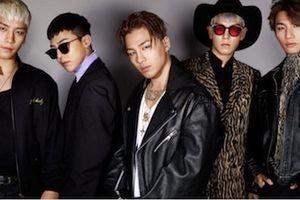 Ca khúc cuối trước khi nhập ngũ của Big Bang phá kỷ lục