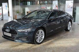 Siêu phẩm Audi A7 Sportback 2019 mầu độc giá 1,74 tỷ