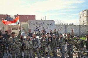 QĐ Syria hừng hực khí thế 'xóa sổ' khủng bố ở Đông Ghouta