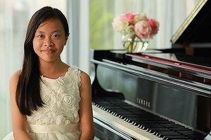 Cô gái vàng piano lọt top 10 Gương mặt trẻ Việt Nam tiêu biểu 2017