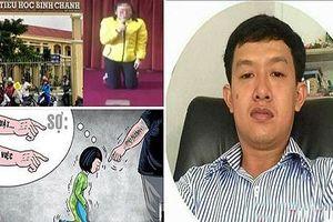 Vụ 'ép' cô giáo quỳ xin lỗi: Ông Võ Hòa Thuận chưa đủ điều kiện để được gọi là luật sư