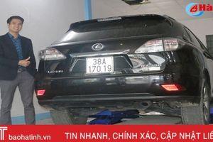9X mang công nghệ sửa chữa ô tô Nhật Bản về Hà Tĩnh