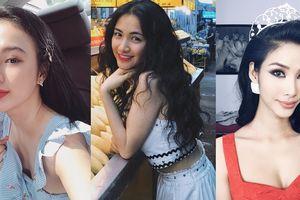 Sành điệu là thế nhưng Angela Phương Trinh, Hòa Minzy vẫn mãi trung thành với mái tóc đen tuyền
