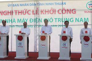 Ninh Thuận khởi động đột phá năng lượng tái tạo
