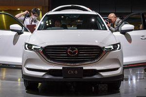 Mazda CX-8 giá rẻ sắp ra mắt thị trường Đông Nam Á
