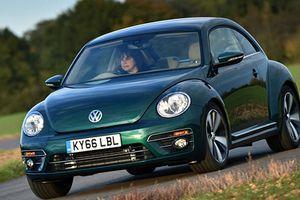 Volkswagen xác nhận kế hoạch khai tử 'con bọ' Beetle