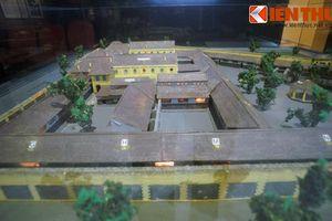 Soi từng góc cạnh nhà tù Hỏa Lò thời thuộc địa