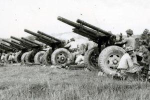 Chiến dịch Điện Biên Phủ và khẩu pháo bắn phát mở màn