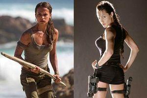 Nhà phê bình gây tranh cãi khi chê bai 'vòng một' Alicia Vikander trong 'Tomb Raider'
