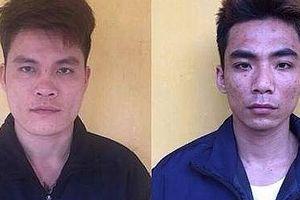 Hai 'con nghiện' rủ nhau đi trộm cắp tài sản