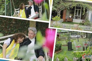 Nhà vườn rộng 1000m2 ai cũng mê của NSND Thanh Hoa