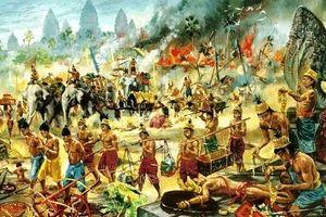 Quân Đại Việt thời Lý 5 lần đánh bại Chân Lạp