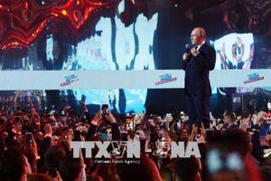 Bầu cử Tổng thống Nga 2018: Cuộc đua thử thách bản lĩnh