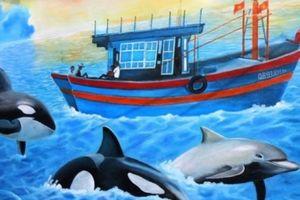 AkzoNobel đồng hành cộng đồng họa sĩ hoàn thành dự án 'Bích họa tương lai'