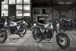 Dàn xe môtô giá rẻ GPX Thái Lan đổ bộ thị trường Việt
