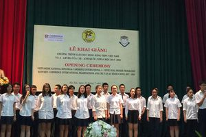 Hà Nội mở rộng áp dụng chương trình song bằng tại các trường công lập
