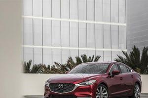 Mazda6 2018 'đẹp long lanh' giá từ 499 triệu đồng vừa ra mắt