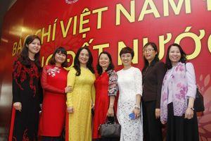 Cả nước có gần 100 nữ Tổng biên tập các cơ quan báo chí