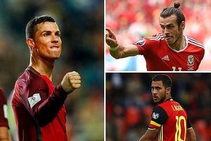 Đội hình 'bá đạo' nhất châu Âu trong PES 2018: Ronaldo sánh vai Hazard