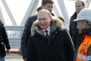 Crimea hòa nhập bầu tổng thống Nga, phương Tây càng uất nghẹn