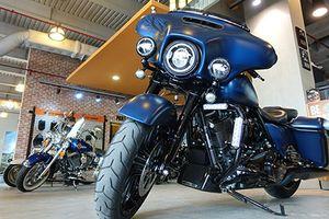 Harley-Davidson Street Glide đặc biệt có giá 1,4 tỷ tại Việt Nam
