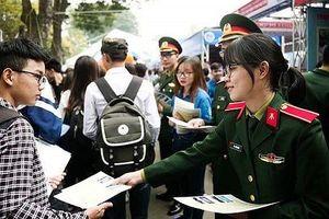 Tuyển sinh quân đội 2018: Dự báo điểm chuẩn các trường tốp đầu vẫn cao?