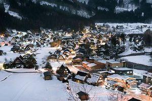 Mê hồn những ngôi làng cổ
