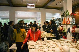 Ra mắt chuỗi cửa hàng BatTrang Family Mart chuyên bán đồ gốm sứ Bát Tràng
