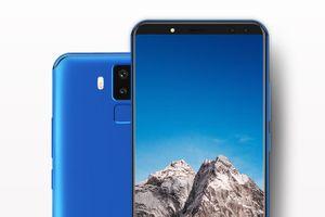 Smartphone 4 camera, màn hình 18:9, RAM 6 GB, pin 6.200 mAh, giá hơn 6 triệu