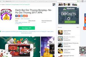 Game bài và 'phần nổi tảng băng' đánh bạc trực tuyến ở Việt Nam