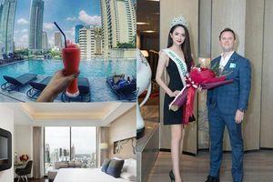 Choáng ngợp với căn hộ sang trọng Hương Giang nhận được tại Thái Lan khi đăng quang