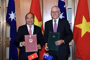 Trang mới trong quan hệ Việt Nam với Australia và New Zealand