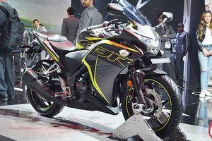 Hình ảnh chi tiết Honda CBR 250R 2018 giá 57 triệu đồng