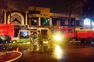 Nguyên nhân nổ cháy lớn tòa nhà, rung chuyển cả khu phố