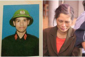 Nước mắt người thân chiến sĩ cảnh sát phòng cháy chữa cháy hi sinh trên đường làm nhiệm vụ