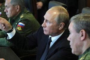 'Trước khi im miệng, Moscow kịp hủy diệt Anh trong vài phút'