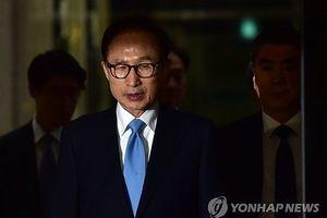 Rộ tin bắt giữ cựu Tổng thống Hàn Quốc Lee Myung-bak vì tham nhũng