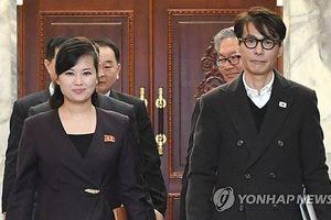 Hàn Quốc cử loạt ca sĩ nổi tiếng đến Triều Tiên biểu diễn