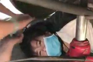 Khởi tố tài xế chạy xe sai quy định, tông 8 người bị thương