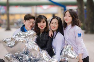 Lộ diện top 18 trai xinh, gái đẹp tài năng nhất của trường THPT Phan Đình Phùng