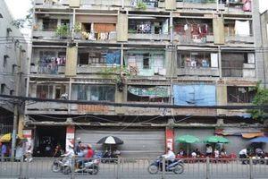 TP. HCM: 13 chung cư cũ không tìm được doanh nghiệp đầu tư cải tạo