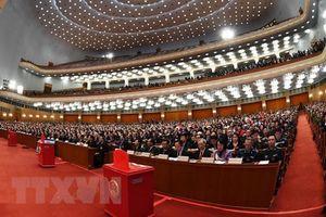Quốc hội Trung Quốc thông qua các chức danh Quốc Vụ viện