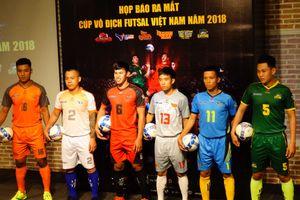 Cúp vô địch futsal Việt Nam hấp dẫn khi có ngoại binh