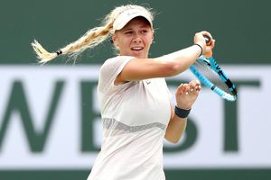 Miami Open 2018: Amanda Anisimova – Tuổi 16 tiếp tục bay cao