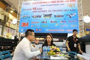 Gần 100 doanh nghiệp tham gia triển lãm quốc tế Thiết bị và Công nghệ quảng cáo Việt Nam 2018