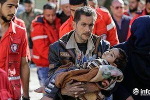 Phiến quân Syria lần đầu tiên đồng ý hạ vũ khí, rút khỏi Đông Ghouta