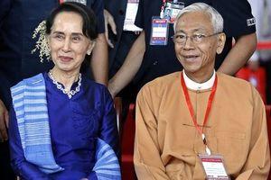 Vì sao Tổng thống Myanmar Htin Kyaw bất ngờ từ chức?